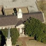 J.S. Bridwell Library (Birds Eye)