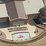 Dedman Recreation Center (Birds Eye)