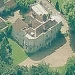 Dirk Bogarde's House (Birds Eye)