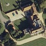 Mark Webber's House