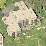 Scott Turow's house (Birds Eye)
