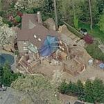 Roger Goodell's house (Birds Eye)