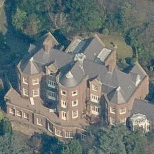 photo: house/residence of talented 32 million earning Madrid, Spain-resident