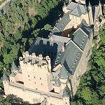 Alcázar de Segovia (Bing Maps)