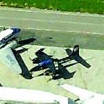"""""""NX909TC"""" F7F-3N Tigercat at Van Nuys"""