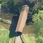 Benetka Road Covered Bridge (Birds Eye)