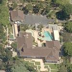 Courteney Cox's House (Birds Eye)