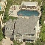 Gary Sinise's House (Birds Eye)