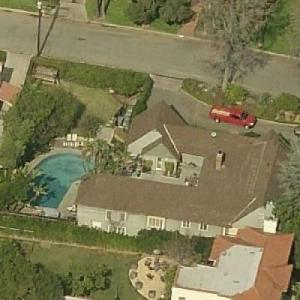Angus T. Jones' House (Birds Eye)