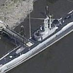 Submarine USS Ling (Birds Eye)