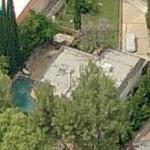 Anton Yelchin's House (Birds Eye)