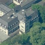 Castle Deichmannsaue (Birds Eye)