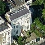 Agatha Christie's house (former) (Birds Eye)