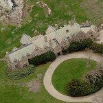 Rough Point Mansion (Birds Eye)