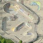 Hastings Skatepark (Birds Eye)