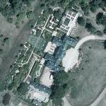 Patricia Kluge's House (Bing Maps)