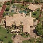Todd Stottlemyre's house (Birds Eye)