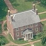 "Betty Washington Lewis house ""Kenmore"" (Birds Eye)"