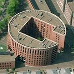 'La Fortezza' by Mario Botta (Birds Eye)