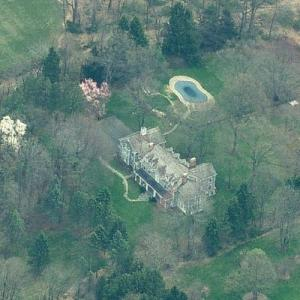 Chris Christie's house (Birds Eye)