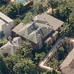 Russell Crowe's house (former) (Birds Eye)