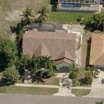 Mike Vanderjagt's house (Birds Eye)