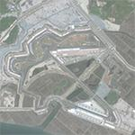Korean International Circuit (construction site) (Bing Maps)