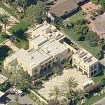 Cher's House (former) (Birds Eye)