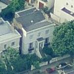 Claudia Schiffer's House (Birds Eye)