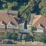 Robert Pattinson's House (Birds Eye)