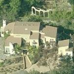 Leona Lewis' House (Birds Eye)