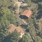 Halle Berry's house (Birds Eye)
