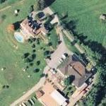 Michaele and Tareq Salahi's House (Bing Maps)