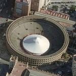 Bullfighting ring (Birds Eye)
