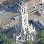 Caledonian Park Clock Tower (Birds Eye)