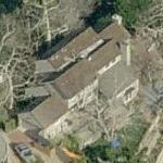 Christa Miller's House (former) (Birds Eye)