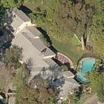 Cheryl Hines' House (Former) (Birds Eye)
