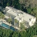 Geena Davis' House (former) (Birds Eye)