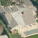 Taye Diggs' and Idina Menzel's House (Birds Eye)