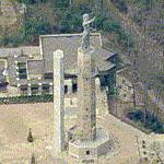 Statue of Vulcan (Birds Eye)
