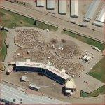 Calgary Stampede Grounds (Birds Eye)