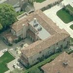Victoria Principal's House (former) (Birds Eye)
