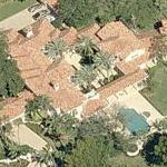 David A. Straz Jr.'s House (Birds Eye)