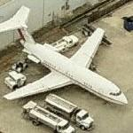 BAC One-Eleven (XA-ADC) (Birds Eye)