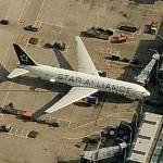 Boeing 767 in Star Alliance livery (United Airlines)