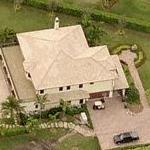 Drew Garrell's house (Birds Eye)