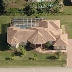 Chad Henne's House (Birds Eye)