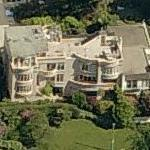 Peter Thiel's House (Birds Eye)