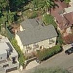 Elisha Cuthbert's House (Birds Eye)