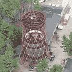 Abandoned Radar Development Site (Birds Eye)